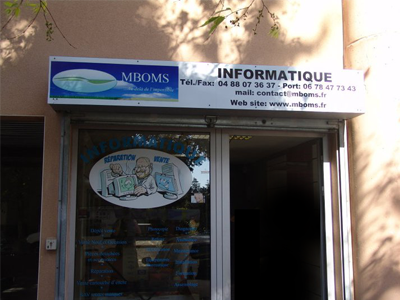 MBOMS Informatique
