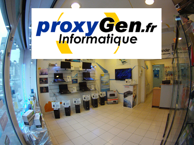 Proxygen Informatique